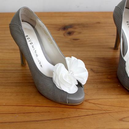 Bridal Shoe Clips,Shoe Clips,Weddin..